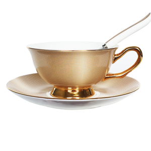 Royal Gold Teacup